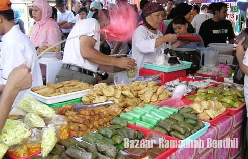 bazaar ramadhan benhil