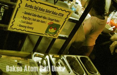 bakso atom
