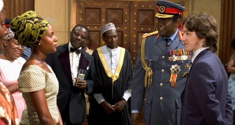 the last king of scotland, idi amin, diktator uganda