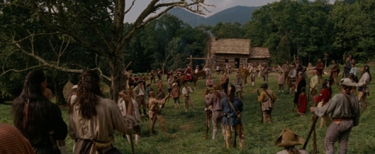 the last of the mohicans, mohican tribe, the battle of french and british