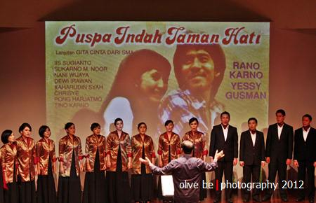 the indonesia choir