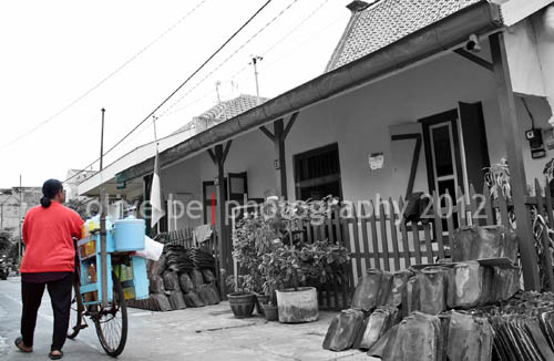 rumah tjokroaminoto, sejarah peneleh surabaya,