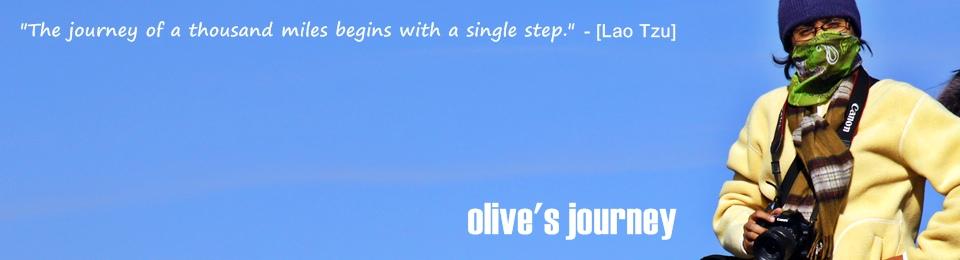 Olive's Journey
