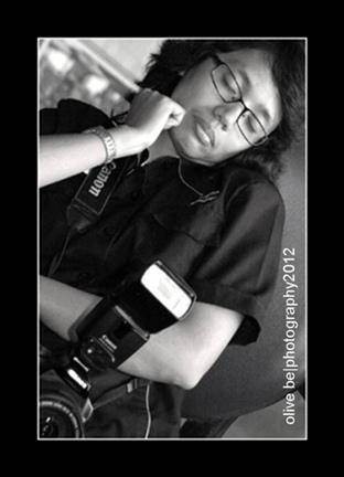 capek membuat terlelap di satu perhelatan kantor (captured by Sylvia Kurniawati)