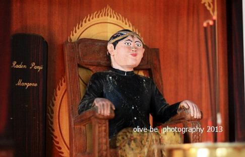 Gie Yong Bio, Raden Panji Margono