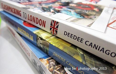 flashpacking to london