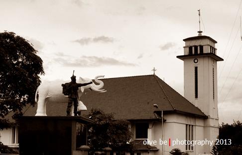Gereja Katolik Hati Kudus Aceh