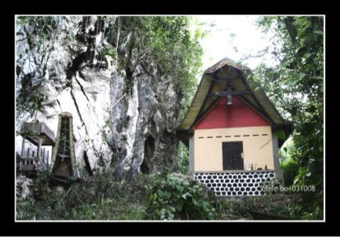 Villa masa depan tempat peristirahatan Papaku