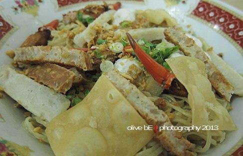 Mie Kepiting Spesial Rp 42,000/porsi