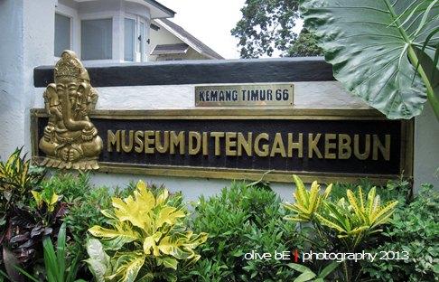 museum di tenga kebun