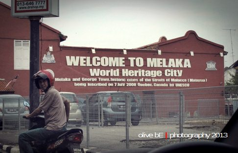 melacca heritage city
