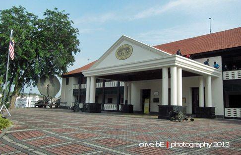 Uji Nyali Di Terowongan Komunis Muzium Tentera Darat Port Dickson Olive S Journey