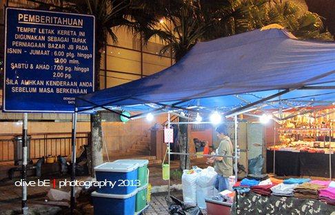 pasar malam johor bahru