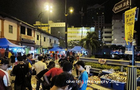 bazaar malam karat