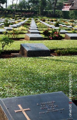 makam perang
