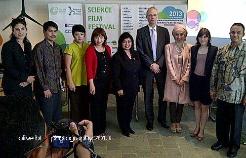 science film festival 2013