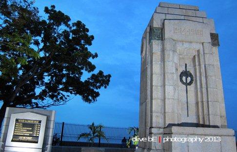 war memorial penang