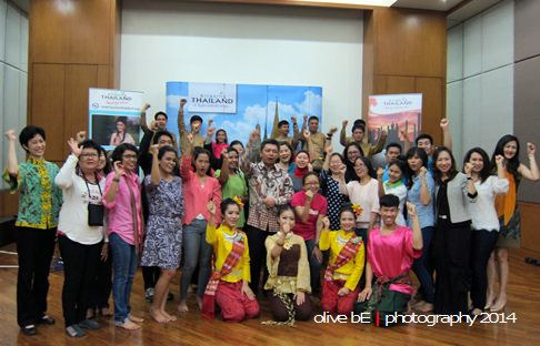 workshop tari thailand