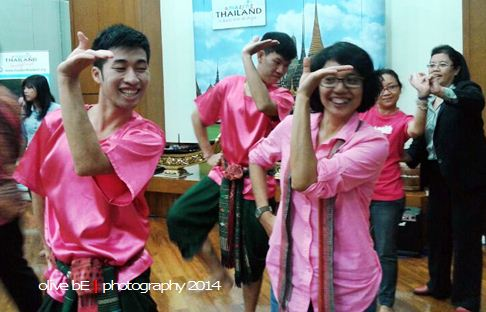 tarian tradisional thailand
