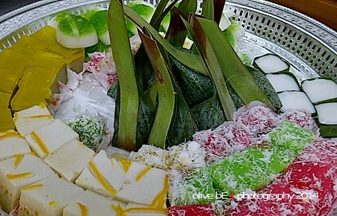 penganan tradisional thailand