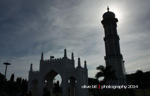 masjid baiturrahman