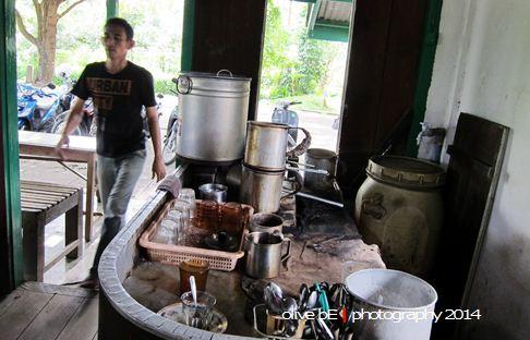 Lubuk Sukon, kedai kopi aceh