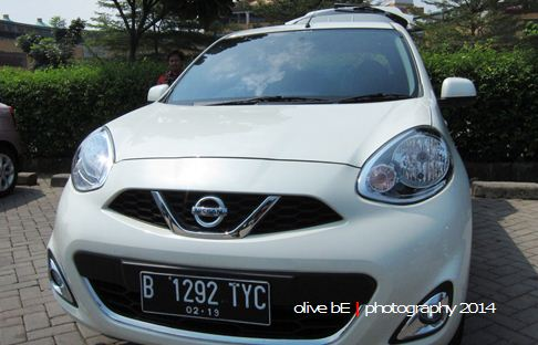 New Nissan March