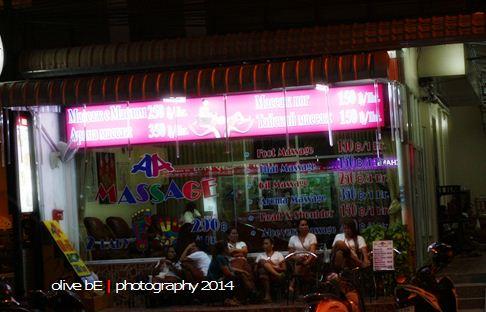 thailand massage, tempat pijat pattaya