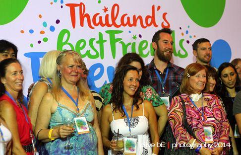 Thailand's Best Friends Festival