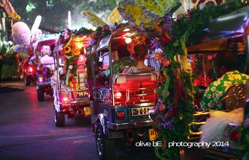 thailand's street festival