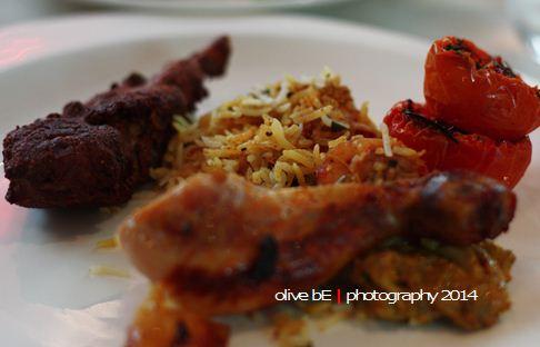 Colours of India, Diwali, Signatures Restaurant, Hotel Indonesia Kempinski