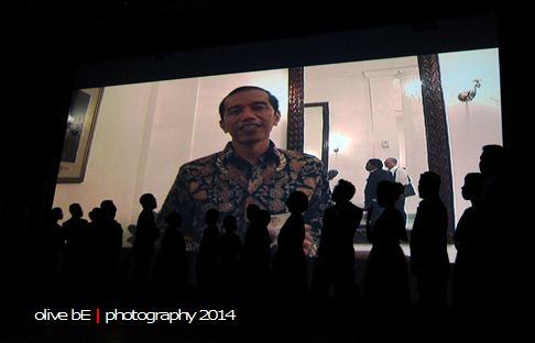jokowi, konser hikayat perisai sakti, the indonesia choir