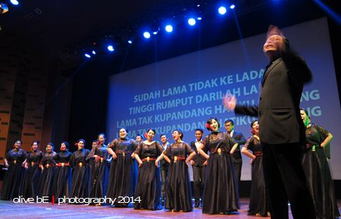 the indonesia choir, jay wijayanto