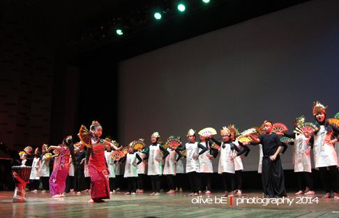the indonesia children choir, sekaa gerantang, munduk bali