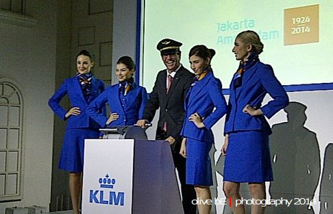 Duncan Rutgers , KLM Royal Dutch
