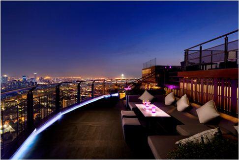 anantara sathorn, zoom sky bar & resto, sky bar in bangkok