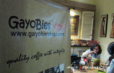 gayobies, kopi gayo