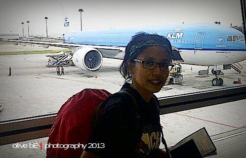 KLM, KLIA, penjelajah kuburan
