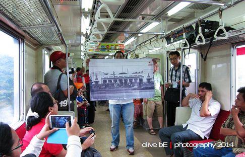 commuter line, sejarah kereta api