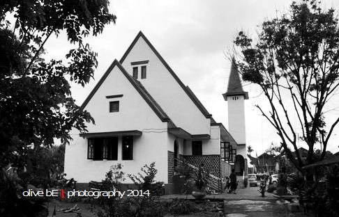 sejarah gereja toraja, toraja heritage, gereja rantepao