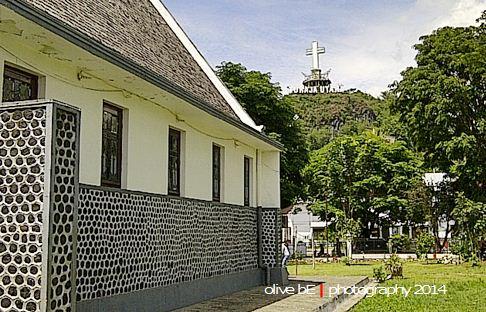 bukit kasih rantepao, sejarah gereja toraja, gereja rantepao