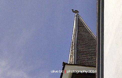 ayam di puncak gereja, sejarah gereja toraja, gereja rantepao, toraja heritage