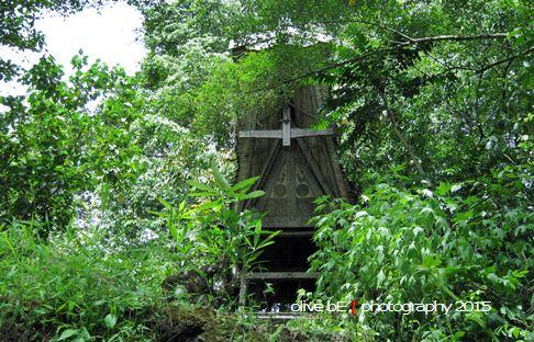 pong maramba, makam pong maramba, wisata sejarah toraja, kuburan toraja
