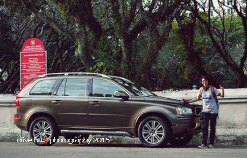 berkat jaringan, dapat menikmati berkendara dengan Volvo XC60 dan XC90
