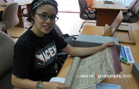 universitas kebangsaan malaysia, literatur aceh