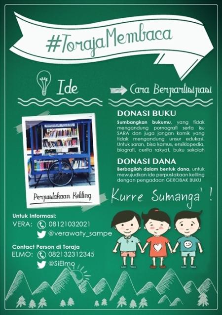 toraja_membaca_flyer