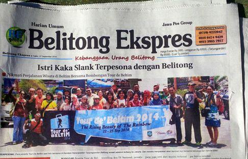 debeltimers2014, belitung timur, destinasi wisata belitung