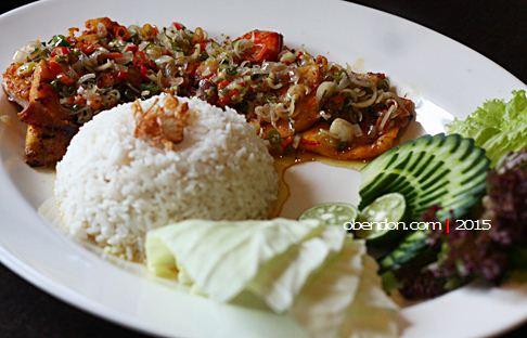 Nasi Seafood Jimbaran