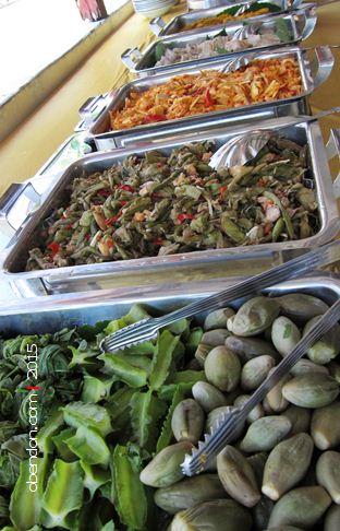 gangan ikan belitung, kuliner belitung