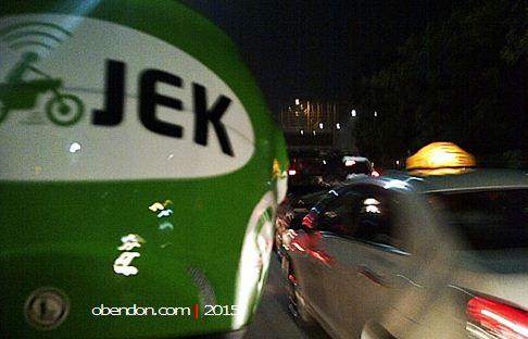 GoJek, Ojek Jakarta